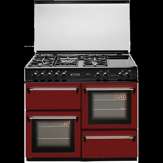 100cm Cookmaster dual fuel range cooker