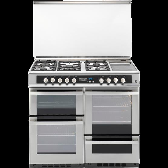 100cm Cuisine master dual fuel range cooker