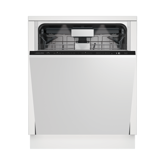 Fully Integrated Dishwasher with Low Noise Level