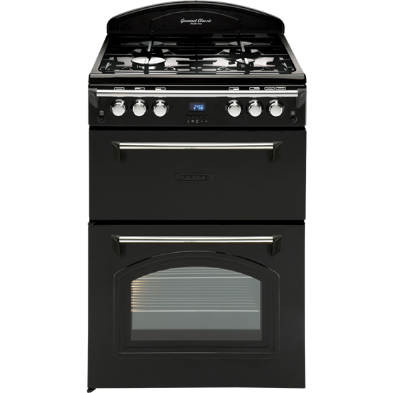 Range-style 60cm Dual Fuel Cooker