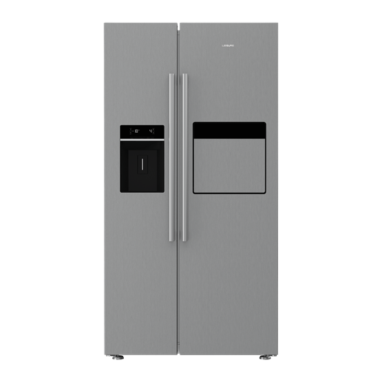 American Style Fridge Freezer with Minibar