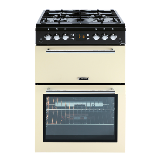 Range-style 60cm Gas Cooker