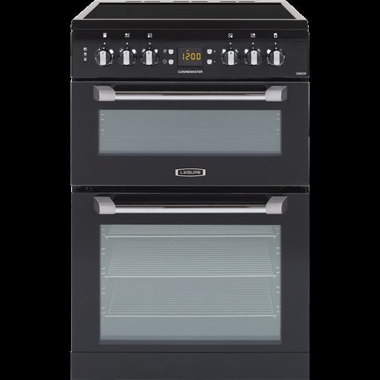 Cuisinemaster Cs60cr Electric 60cm Range Cooker Leisure