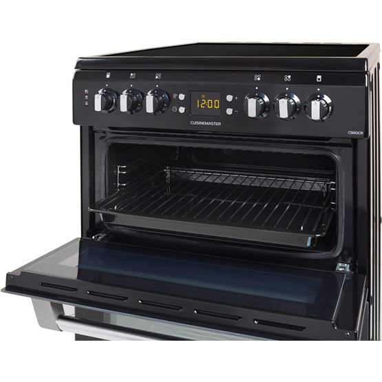 Cuisinemaster Cs60cr Range Cooker Leisure