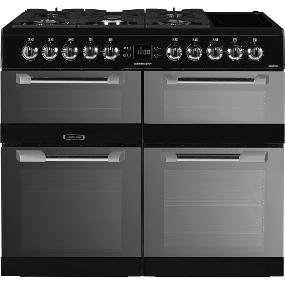 100cm Cuisinemaster Dual Fuel Range Cooker