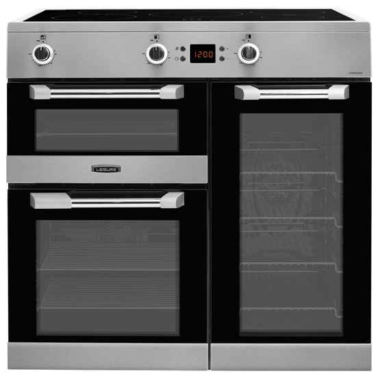 90cm Cuisinemaster Induction Range Cooker
