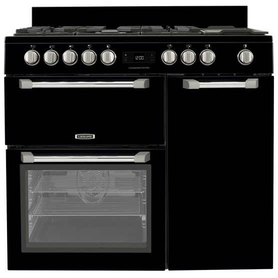 100cm Cuisinemaster Pro Dual Fuel Range Cooker