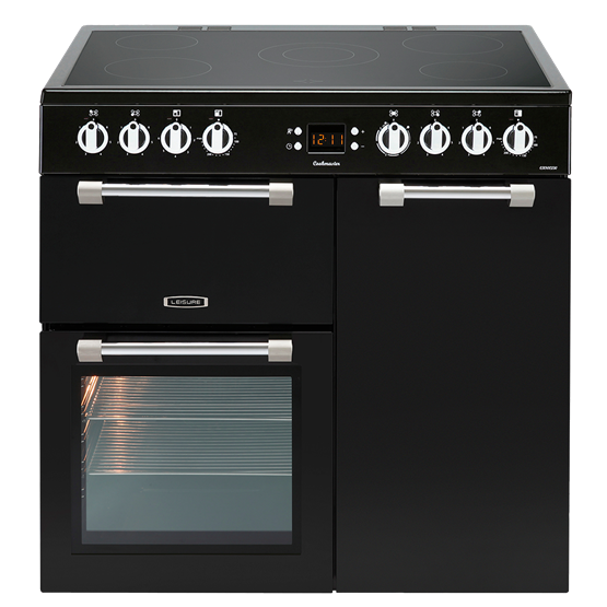 90cm Cookmaster Electric Range Cooker