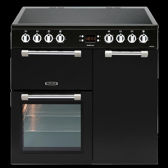 90cm Cookmaster electric range cooker