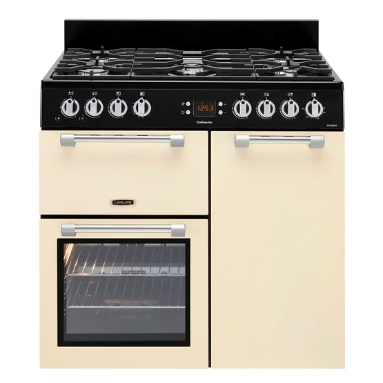 90cm Cookmaster Gas Range Cooker