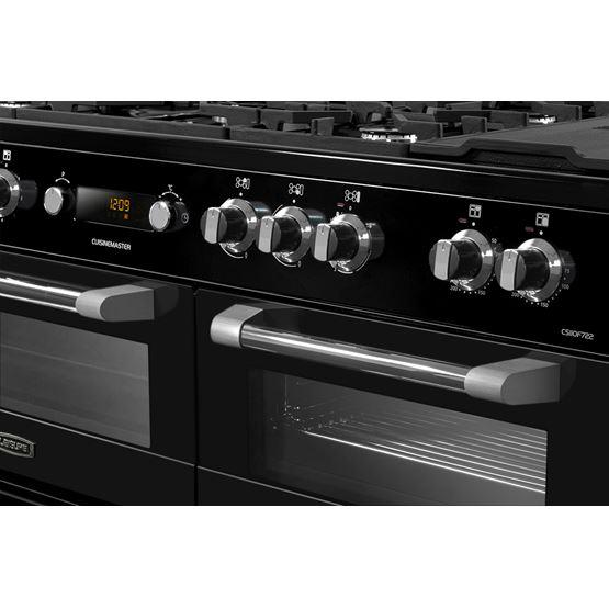 Cuisinemaster Cs110f722 Range Cooker Leisure