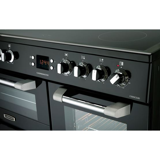Cuisinemaster Cs90c530 Electric 90cm Range Cooker Leisure