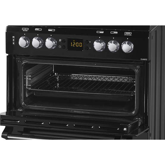 Classic Cla60ce Electric 60cm Range Cooker Leisure