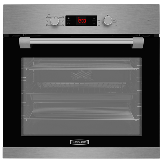 60cm Multi-function Oven with Programmable Touch Control LED Display