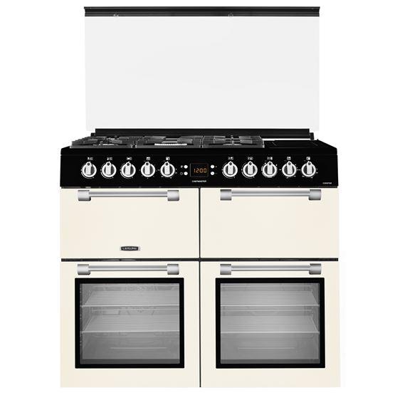 100cm Chefmaster Dual Fuel Range Cooker