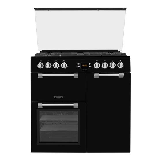 90cm Chefmaster Dual Fuel Range Cooker