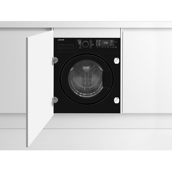 Integrated Large Capacity Washer Dryer