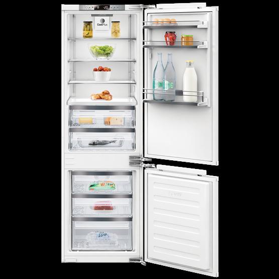 Built-in 70/30 No Frost Combi Fridge Freezer